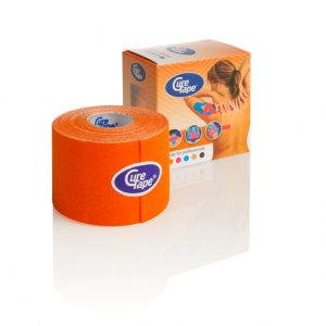 Cure Tape 500 x 5 cm orange