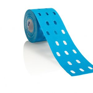 Cure Tape Punch 500 x 5 cm blau