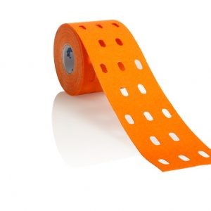 Cure Tape Punch 500 x 5 cm orange