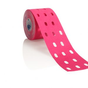 Cure Tape Punch 500 x 5 cm pink