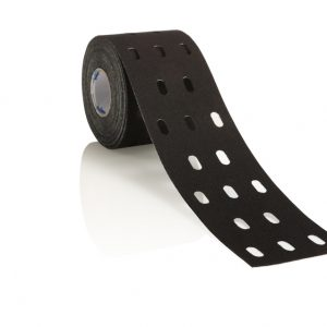 Cure Tape Punch 500 x 5 cm schwarz