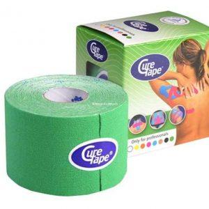 Cure Tape 500 x 5 cm grün